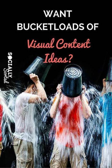 4 Instagram Accounts with Bucketloads of Image Creation Ideas | digital marketing strategy | Scoop.it