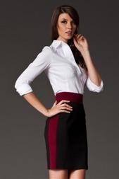 Mademoiselle Grenade - Alerte fashion : La tendance oxblood. | de l'amour, des couleurs et de la mode | Scoop.it