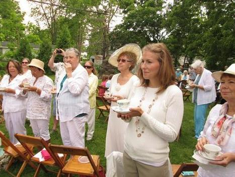 Garden Tea Party a huge success in Memphis - Life - Voice News | Tennessee Libraries | Scoop.it