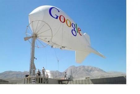 Projets Loon de Google : Des ballons à l'hélium dans le ciel d'Afrique de l'Est | Afrotechmag | Aérostation, ballons et dirigeables | Scoop.it