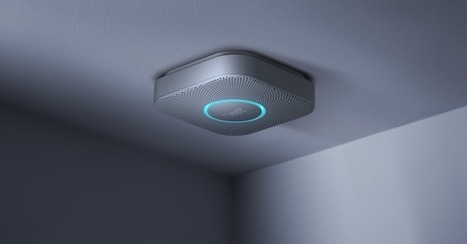 Nest Builds a Smart Smoke Detector With Fewer False Alarms   innovation  idées start up   Scoop.it