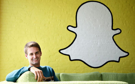 Snapchat drops 'stalking' feature - Telegraph | Digital-Trust.Org | Scoop.it