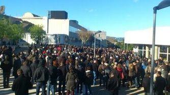 Seguimiento masivo de la huelga de Cataluña Radio y TV3   Notícies de la política i del món   Scoop.it