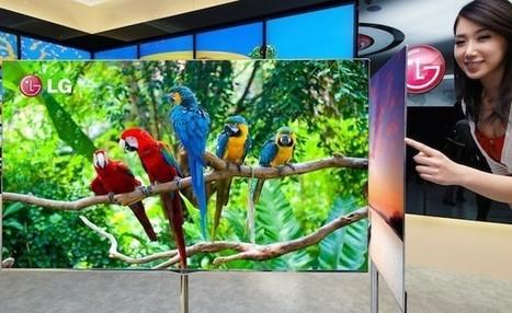 LG creará pantallas OLED flexibles de 60 pulgadas - EntreClicK.com | Periodismo a secas | Scoop.it