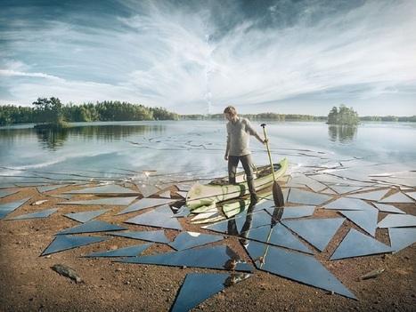 Le sublime lac Miroir d'Eric Johansson | Bouche à Oreille | Scoop.it