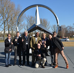 NUCARS 2015 : Une semaine dans la peau de dirigeants d'entreprises automobiles ! | Actualités ESSCA | Scoop.it