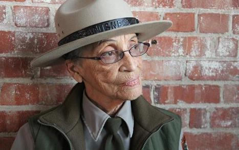 5 Minutes with Betty Reid Soskin, America's Oldest Park Ranger | Wilderness Conservation | Scoop.it