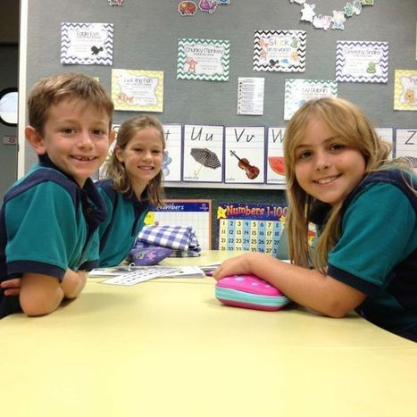 Qld remote learning students gather for rare class catch-up in Rockhampton | Technology for teaching | Scoop.it