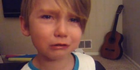 This Kid Is NOT Happy With iOS 7 | codice a mano | Scoop.it