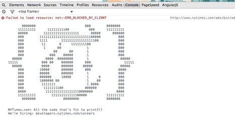 Ow.ly - image uploaded by @thelogicbox | ASCII Art | Scoop.it
