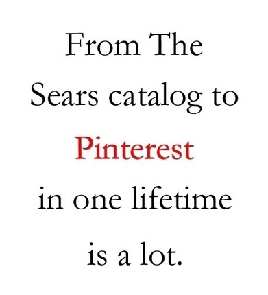 How To Express Change: From Sears To Pinterest | Personal Branding Using Scoopit | Scoop.it