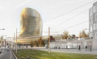 Futur centre culturel et touristique du vin à Bordeaux | Centre culturel et touristique du vin - Bordeaux | Scoop.it