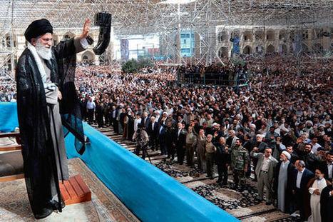 La lettre de l'ayatollah Khamenei aux jeunes d'Europe et d'Amérique du Nord   ACTUALITÉ   Scoop.it