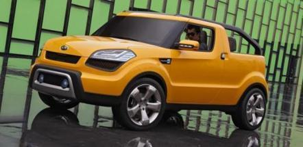 Kia Soul'ster Concept might enter production | Kia WIKI | CarReview | Scoop.it