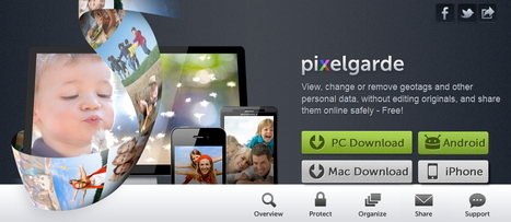 Pixelgarde Photo Privacy Editor | Le Top des Applications Web et Logiciels Gratuits | Scoop.it