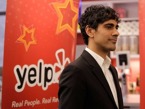 Yelp is suing two companies who claim they can help businesses get more positive reviews | Research Meditations | Scoop.it