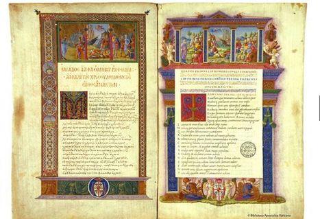 The #Vatican 's ancient texts go online | promienie | Scoop.it