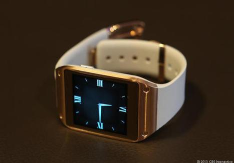 Samsung Galaxy Gear Smartwatch | Mats Djärf | Scoop.it