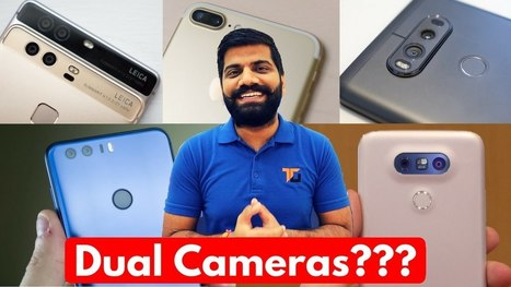 Dual Cameras Explained | The Future of Smartphone Photography | LoboTube.com | iPhoneography-Today | Scoop.it