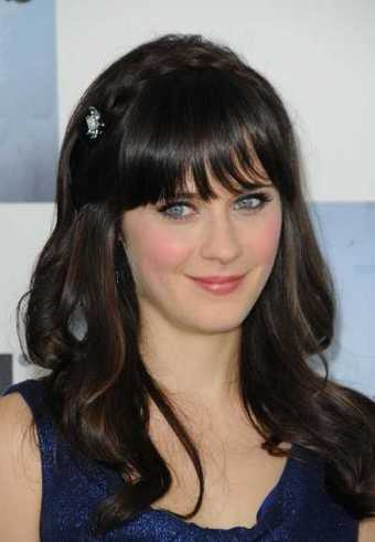How to Get Side Bangs - Top 3 Celebrity Hairstyles With Side Bangs ... | Hair There and Everywhere | Scoop.it