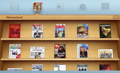 Newsstand at one: Three approaches to iPad publishing | Multimedia Journalism | Scoop.it