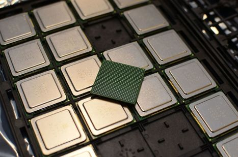 New 'KiloCore' Chip Is the World's First With 1,000 Processors | Flash Trending News | Scoop.it