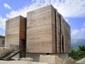 Energy Box is an earthquake-proof passive house built of cross-laminated timber | Architecture | Scoop.it
