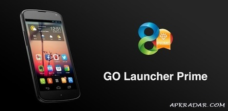 GO Launcher EX Prime 4.17 APK Download | APKradar | Mangekyou | Scoop.it