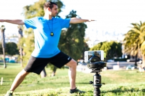 The iPhone Swivl | iFilmmaking | Scoop.it