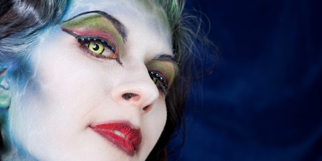 Why You Should NOT Wear Costume Contact Lenses   Vision Health for Canadians   Scoop.it