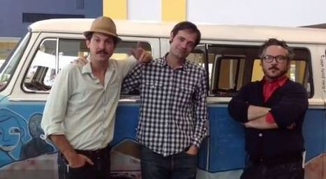 Moustache & Blade Podcast - Episode 31: Interview With Circle The Wagen [Special Edition] | How to Grow a Moustache | Wet Shaving | Scoop.it