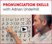 Pronunciation Skills Videos with Adrian Underhill | English Teacher's Digest | Scoop.it
