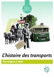 Storytelling: La RATP raconte son histoire via la collection «Des Lignes d'Histoire»   Autour de Mathias: Social Media, Storytelling & Audiovisual   Scoop.it