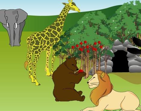 Los Animales Salvajes | redes informaticas | Scoop.it