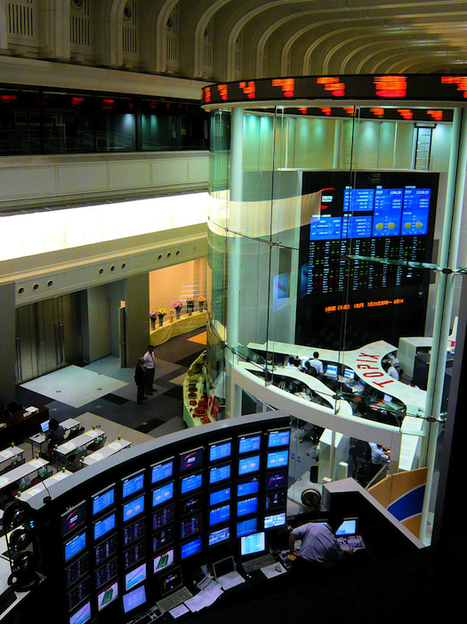 Stock Trading Robot Makes Decisions Based on Superstitious Algorithms   Social Foraging   Scoop.it