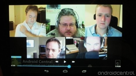 Five podcast apps for Android now that Google Listen is dead | VI Geek Zone (GZ) | Scoop.it