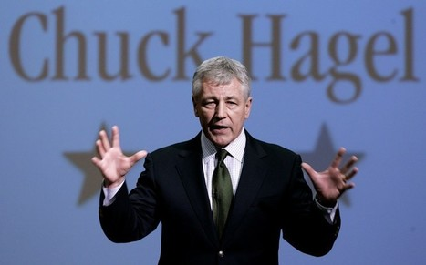 Chuck Hagel accuses China of 'cyber intrusions' on US - Telegraph.co.uk | Internet and Cybercrime | Scoop.it