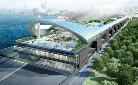 Hong Kong Cruise Terminal To Be In World Class Of Its Own | Mr Foden's Geography updates | Scoop.it