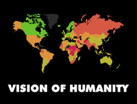 Vision of Humanity | Advance Placement Human Geography | Scoop.it