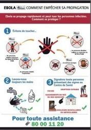 lutte contre Ebola : rien dans les mains, rien dans les poches ! | ONG et solidarité internationale | Scoop.it