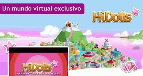 HiDolls, el mundo virtual para el público infantil femenino, lanzado en cuatro idiomas | Uso inteligente de las herramientas TIC | Scoop.it