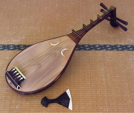 The traditional instruments of Japanese music | Year 9-10 Arts: Music - Focus on Traditional Japan | Scoop.it
