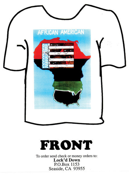 Dellano L. Cleveland: Death row prisoner designs T-shirt | And Justice For All | Scoop.it