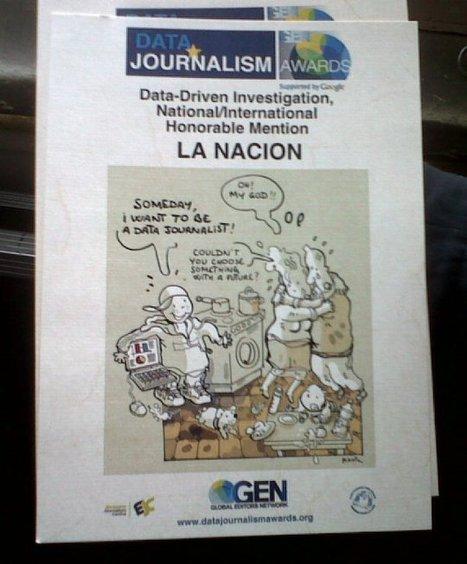 Data Journalism Awards- LA NACION gana una Mención de Honor | Innovación y nuevas tendencias de los medios y del periodismo | Scoop.it