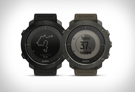Suunto Traverse Alpha | Stuff we drool about... | Scoop.it