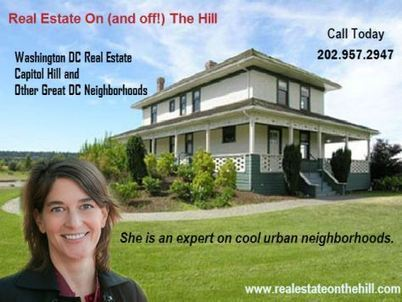 Find Homes for Sale in Georgetown DC.   Real Estate On (and off!) The Hill   Scoop.it