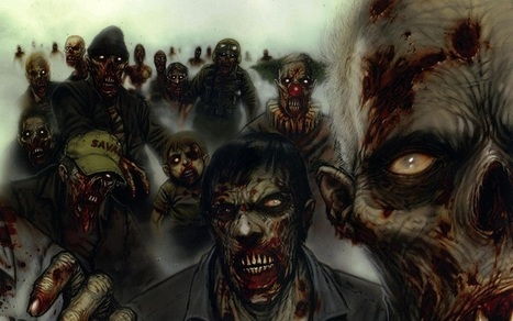 Social Media: The Most Valuable Tool During the Zombie Apocalypse? | Digital PR | Scoop.it