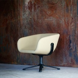 Scoop chair by KiBiSi for Globe Zero 4 | Diseños y Soluciones | Scoop.it