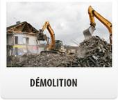 La démolition comme début de tous les travaux de construction | Les Excavations Touchette | excavation | Scoop.it
