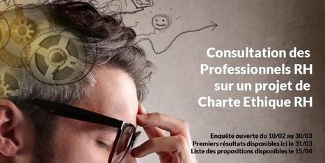 Pour une charte ÉTHIQUE des professionnels RH | actions de concertation citoyenne | Scoop.it